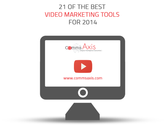 21 of the best video marketing tools for 2014