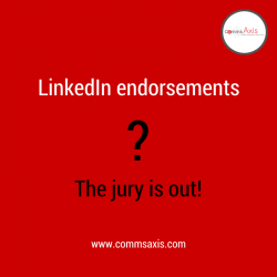 LI endorsements - jury is out