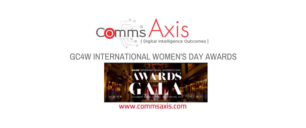 gc4w international women's day awards