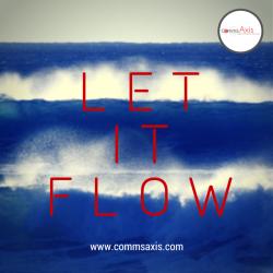 Let the content flow