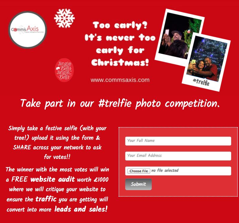 trelfie contest