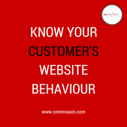 Know your website customer