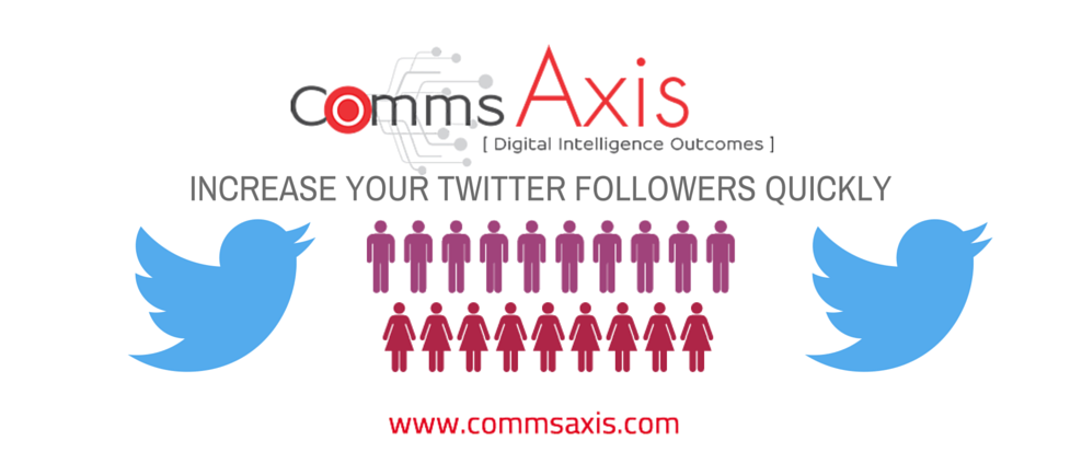 How to get lots of relevant Twitter followers without paying a penny