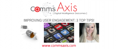 Improving user engagement on your social platforms requires time, patience and expertise. Read this 3 top tips by Carol Evenson that you can apply today!