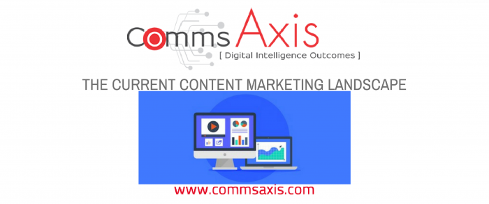Understand the current state of the content marketing ecosystem and where you fit into it through this great infographic by CopyPress for Comms Axis!
