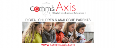 Connecting analogue parents with their digital children is a huge challenge; this post provides a great solution