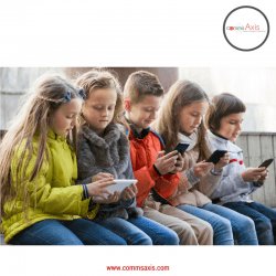 Forcefield connecting parents to their digital children is a challenge as kids use smartphones, tablets and all manner or portable devices