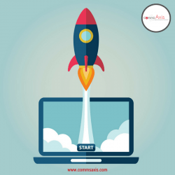 New SEO campaign tips post image show rocket taking off like a startup's growth would if it applied these new SEO campaign tips