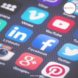 Lots of different social media networks are available for businesses to use social media as a customer service tool
