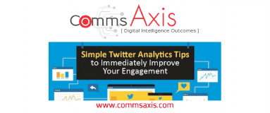 We keep being asked to provide some simple Twitter analytics tips, so here they are in an excellent infographic via SurePayroll and Ghergich & Co. - enjoy!