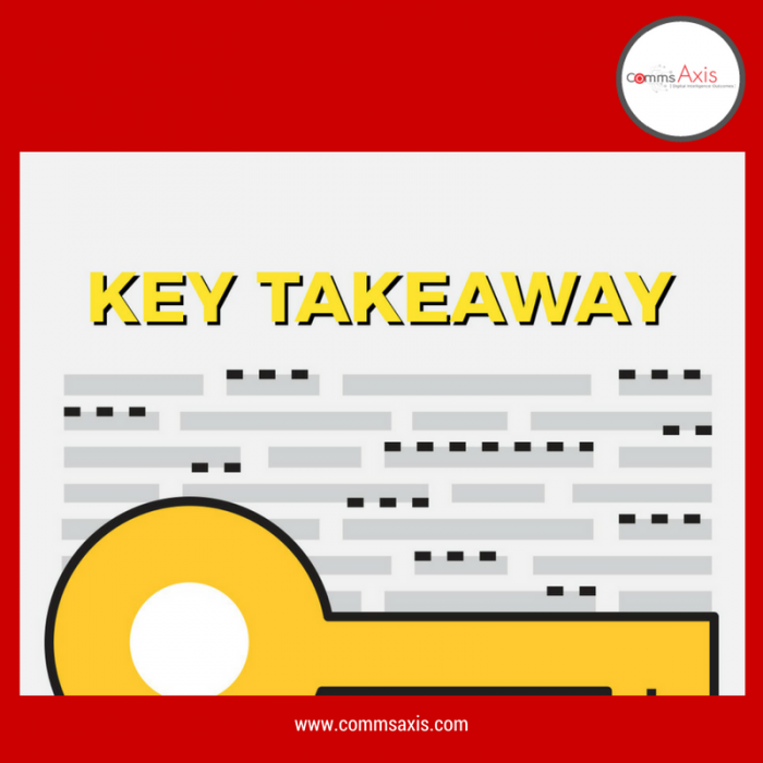 Search Engine Optimization key takeaway image 2 for SEO 101 - Choosing the Right Keywords article by Tristan Chua on Comms Axis
