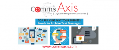 Why brands needs to archive text messages feature image for infographic on Comms Axis blog by TeleMessage_Check out this infographic by TeleMessage in Dan Purvis' latest post for why your brand needs to archive text messages to ensure regulatory compliance!