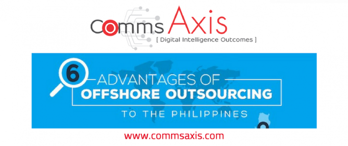 The Philippines_ Offshore Outsourcing benefits feature image for Global Outsourcing infographic on Comms Axis_Offshore outsourcing and the Philippines? Check out this excellent infographic by Global Outsourcing for Comms Axis for why they're a match made in heaven!