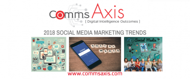 2018 social media marketing trends to watch out for_Guest post by Jackie Vale feature image_Great timing for Jackie Vale's latest guest post for Comms Axis - this time identifying five social media marketing trends to watch out for in 2018!