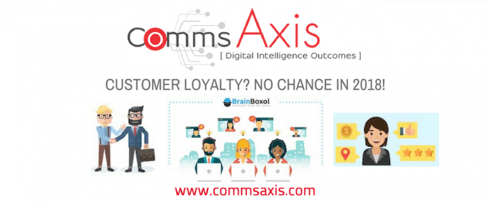 Creating Customer Loyalty Infographic by BrainBoxol for Comms Axis_feature image for blog post_Customer loyalty has become the holy grail of business - it used to be all about attracting customers, now it's all about retaining them. Check out this cracking infographic by BrainBoxol, which helps explain for Comms Axis blog readers exactly what needs to be done and why!
