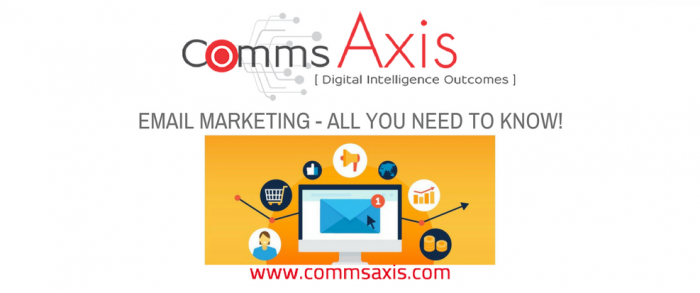 Email Marketing Infographic for Comms Axis_feature image for blog post_Check out this cracking infographic by WebsiteBuilder - it details all you need to know about email marketing for the Comms Axis blog. Enjoy!